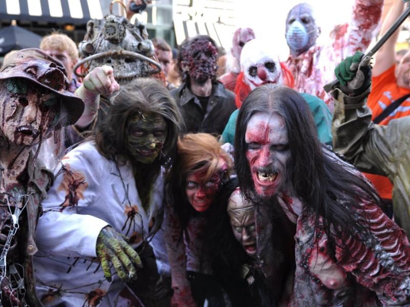 halloween attractions 2020