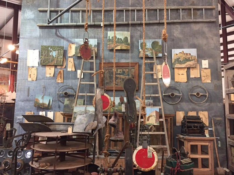 9 Best Texas Cities for Antique Shopping (and Here's Why ... Map Of Antique Places On Round Top Texas Route on