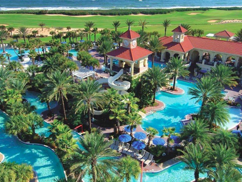 Beachfront Hotels In Florida With Water Slides