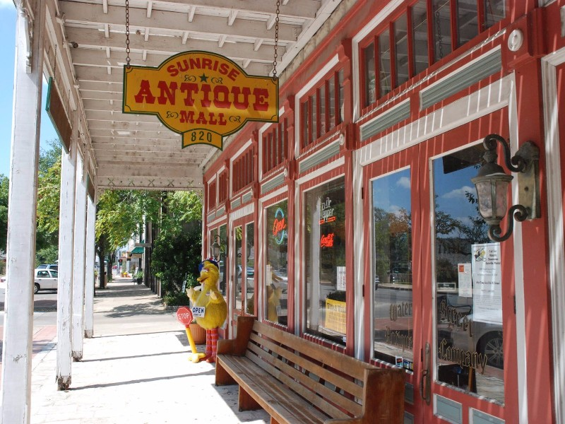 9 Best Texas Cities For Antique Shopping Tripstodiscover