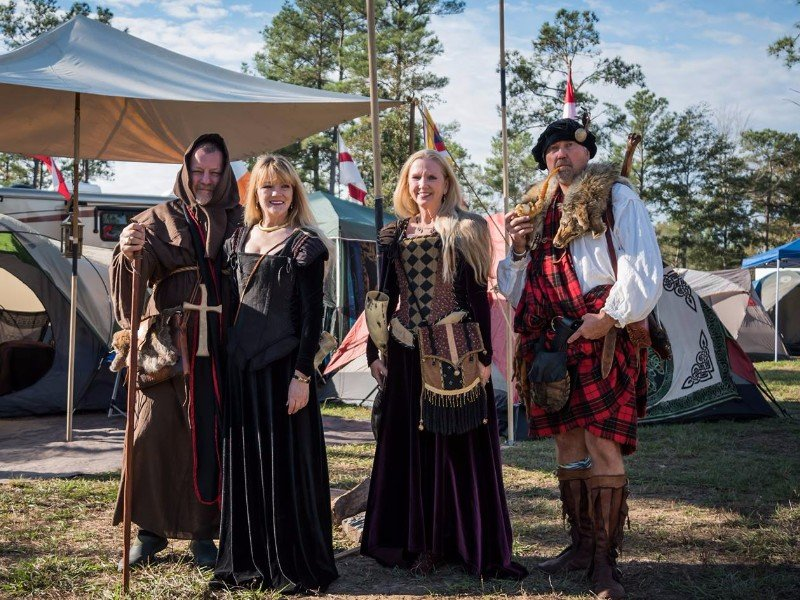 Texas Is Home To The Largest Renaissance Festival In The