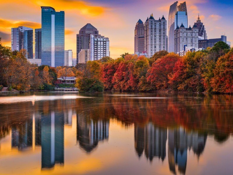 9 most beautiful places to see fall foliage in georgia for Pictures of beautiful places in the usa