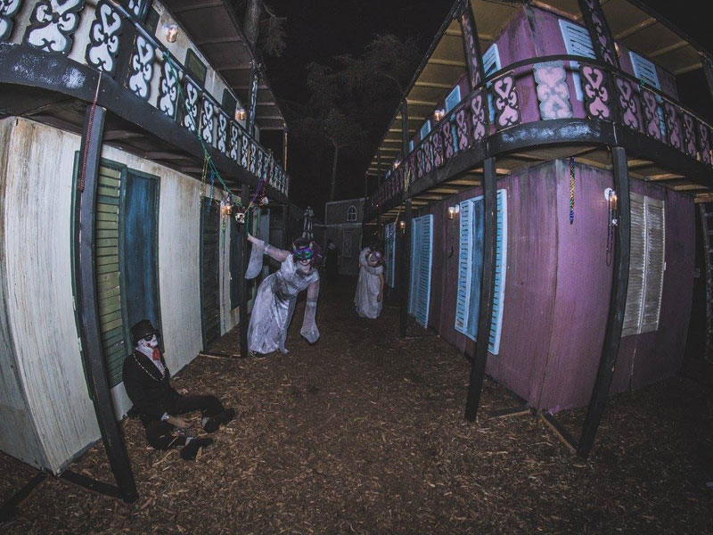 San Diego Haunted House Halloween