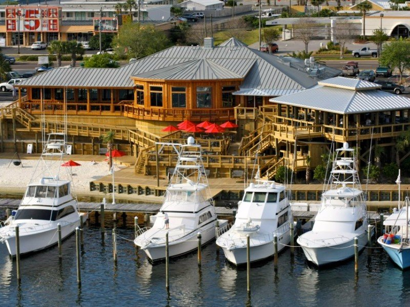 Boshamps Seafood Oyster House Destin