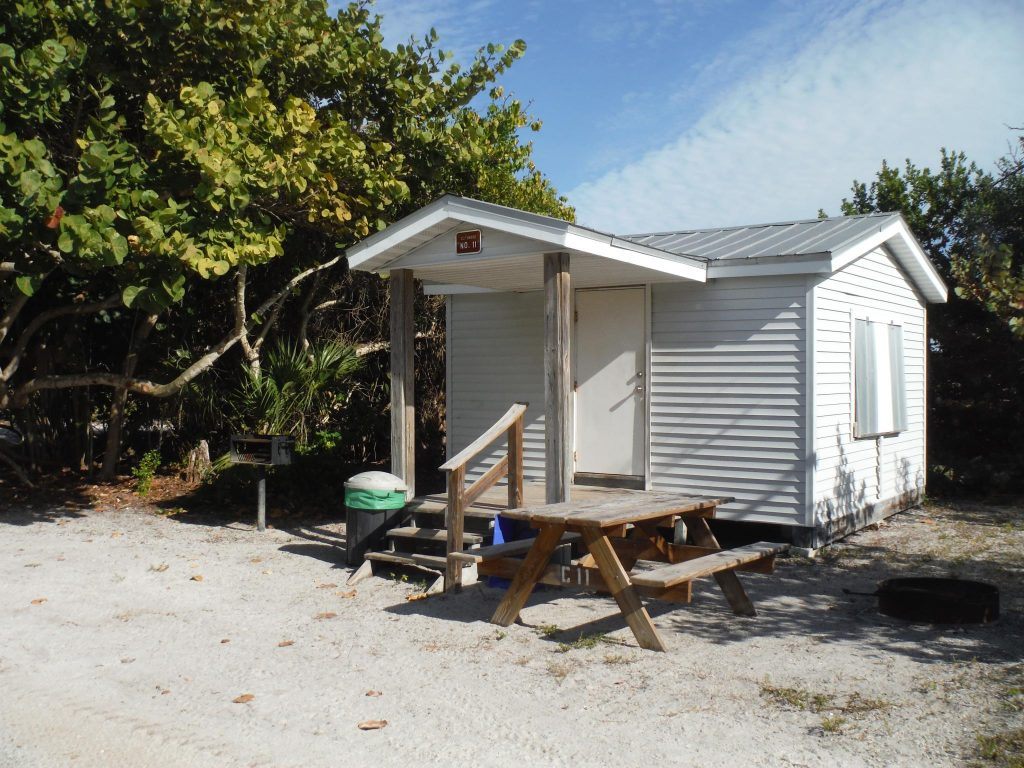 11 florida state park cabins to rent with photos for Florida state parks cabins