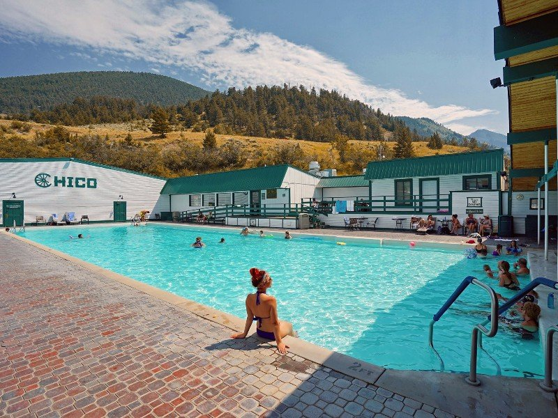 Hot Springs Spa Deals
