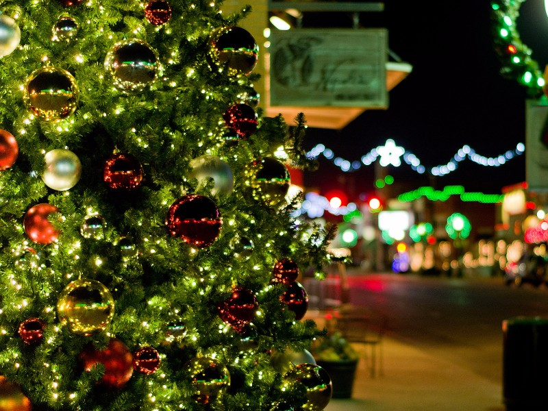 Christmas Events Houston 2019.Top 10 Christmas Towns In Texas Tripstodiscover