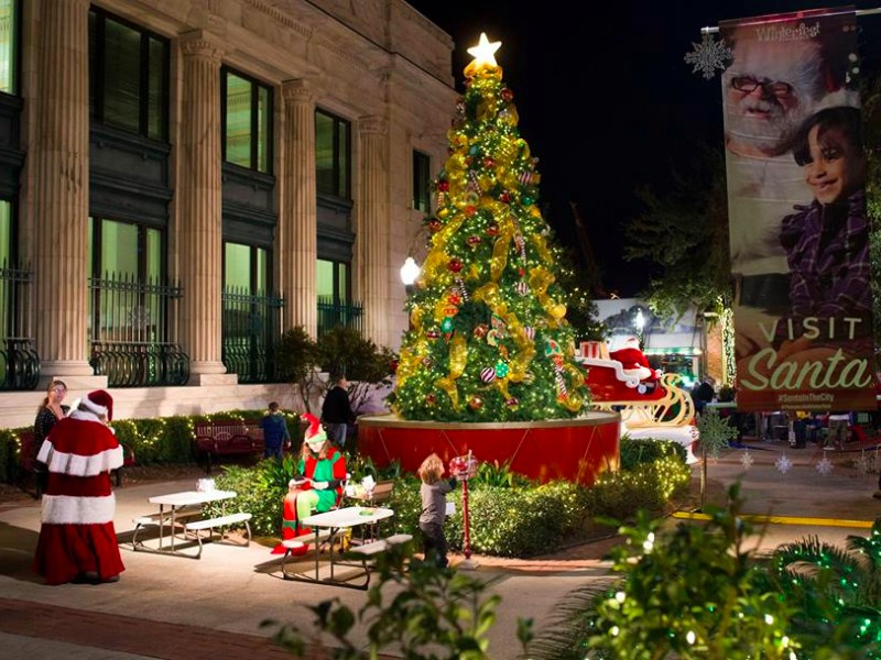 The Best Florida Christmas Events To