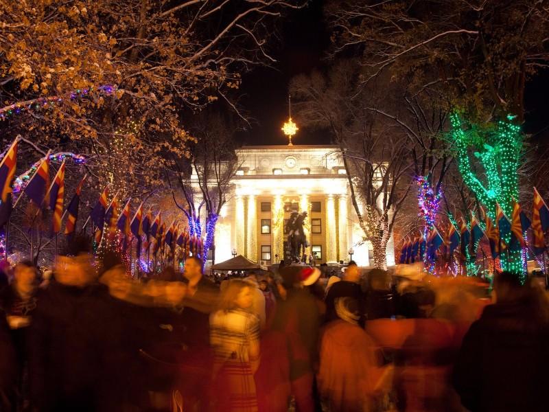 Prescott 'Christmas City'