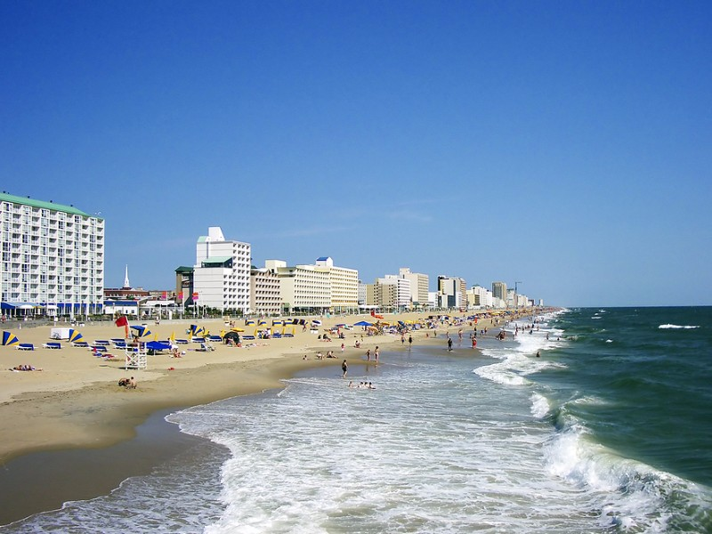 The Ultimate Road Map to Virginia's Best Beaches ...  |Virginia Beaches