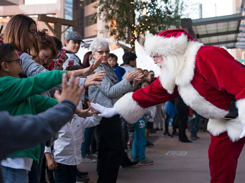 Get in the Festive Spirit at CitySkate Holiday Ice Rink in Phoenix ...