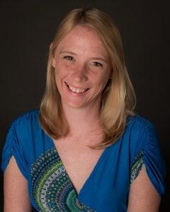 Portrait of Sarah Tidwell