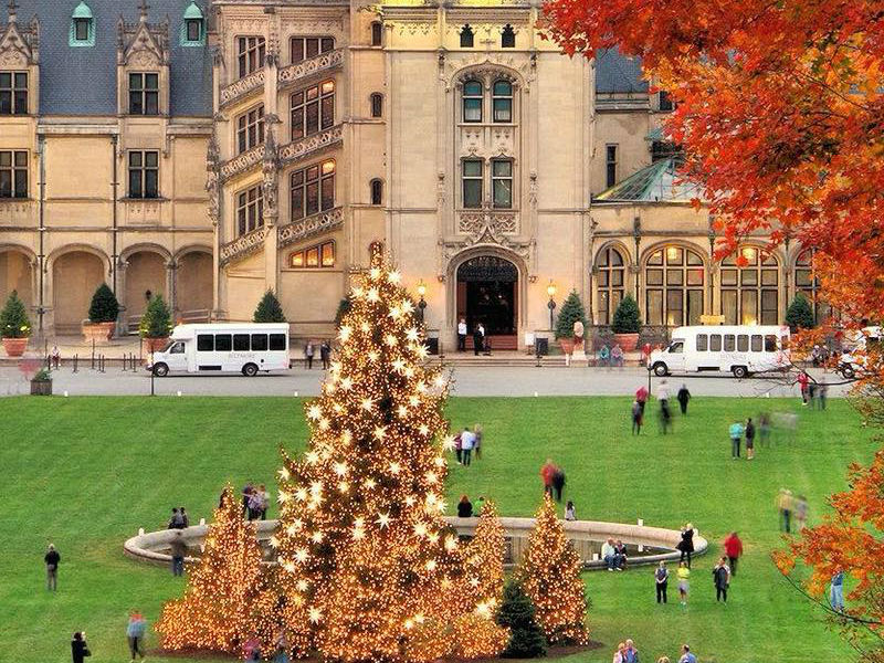 Biltmore Estate Christmas.8 Magical Things To Do In Asheville Nc This Christmas