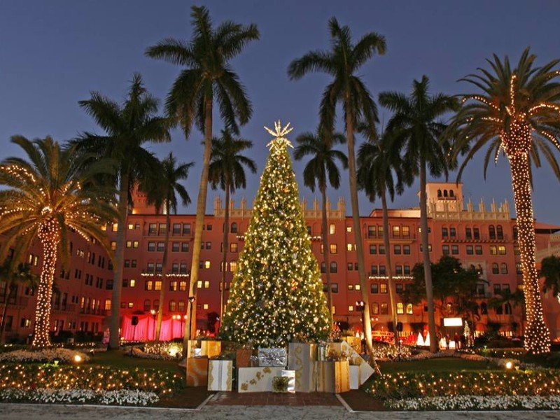 10 Best Florida Hotels To Visit This Christmas Trips To Discover