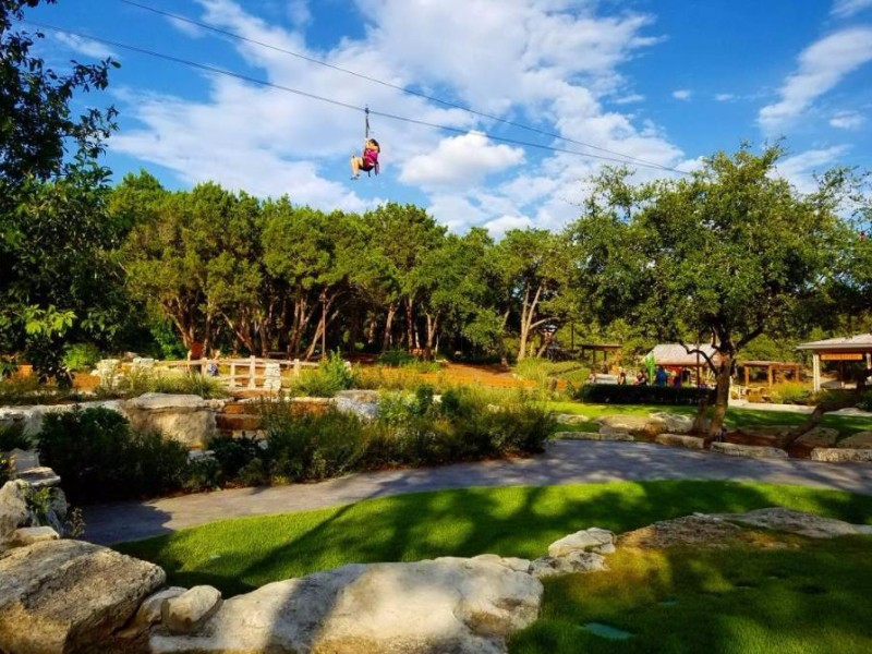 10 Best Zip Line Excursions In Texas Adventure Guide