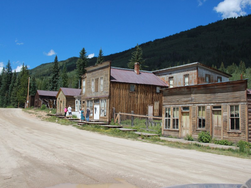 11 must visit ghost towns in colorado tripstodiscover for St elmo colorado cabins