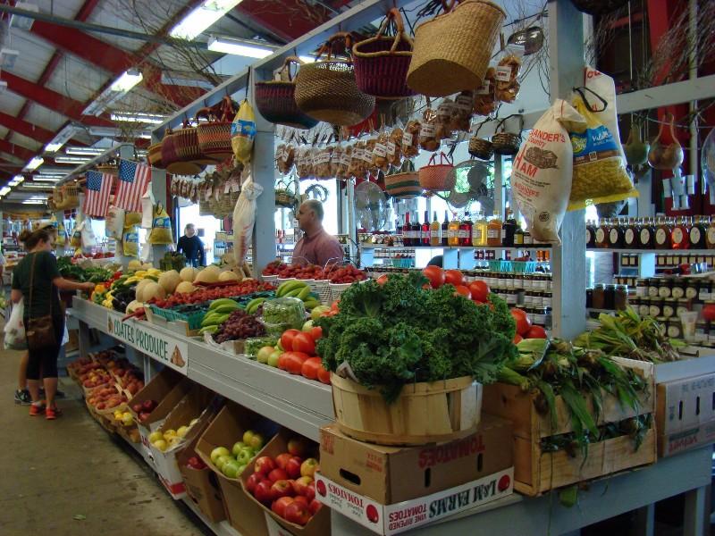 Seafood Restaurants Farmers Market Raleigh Nc