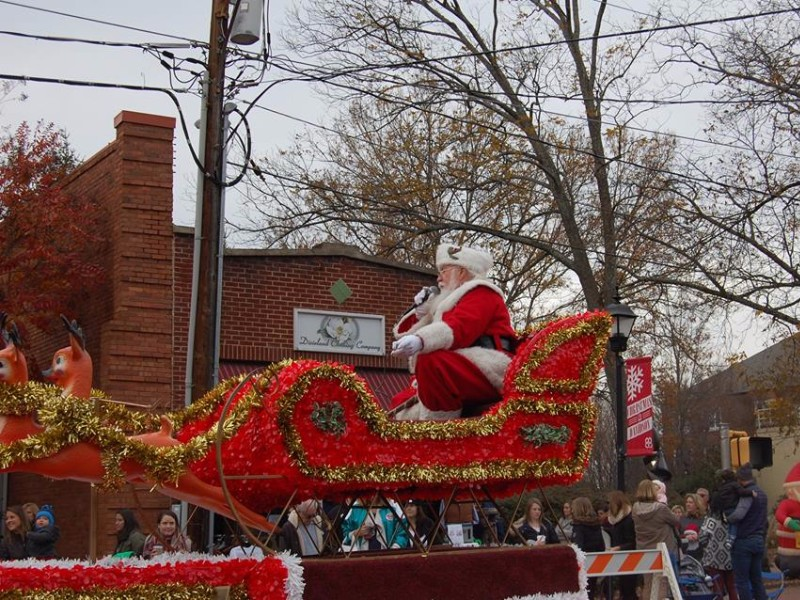 Wake Forest Christmas Parade 2019 Celebrate the Season at These 8 Christmas Parades in NC