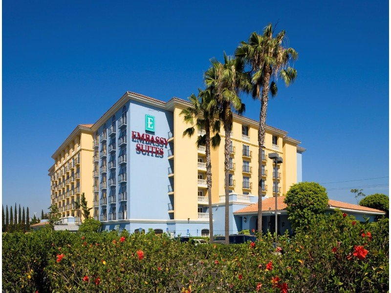 Emby Suites By Hilton Anaheim North Is An All Suite Hotel With Separate Bedroom And