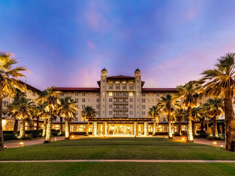 Luxury Hotels Galveston Tx