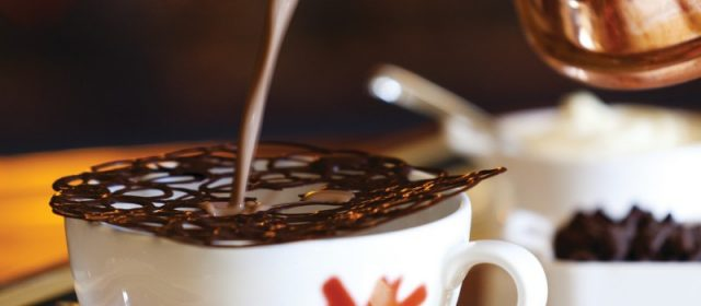 The Hot Chocolate at This Colorado Resort is a Cup of Pure Bliss