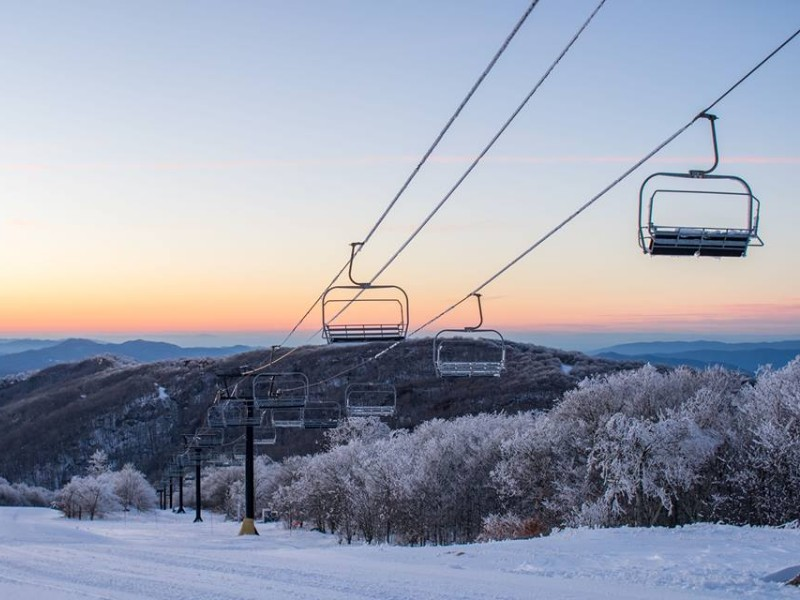 6 Best Places To Go Skiing In North Carolina Tripstodiscover
