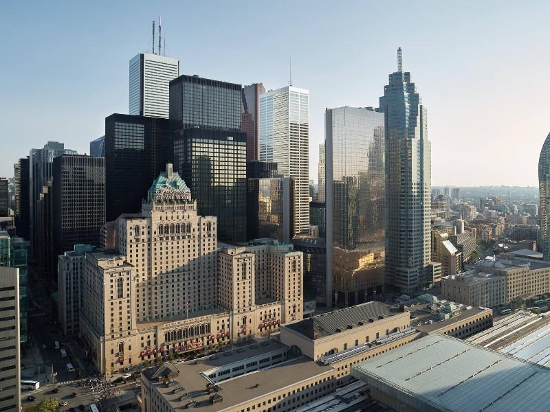 Cambridge Suites Toronto - UPDATED 2018 Prices & Hotel