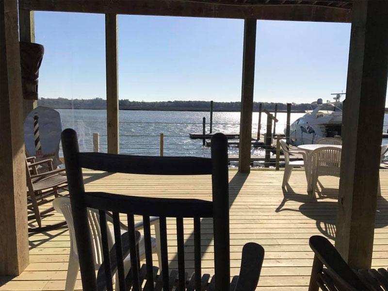 Inlet View Restaurant Shallotte North Carolina