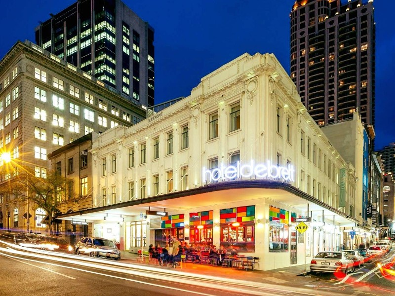 8 best hotels in auckland new zealand for Best boutique hotels auckland