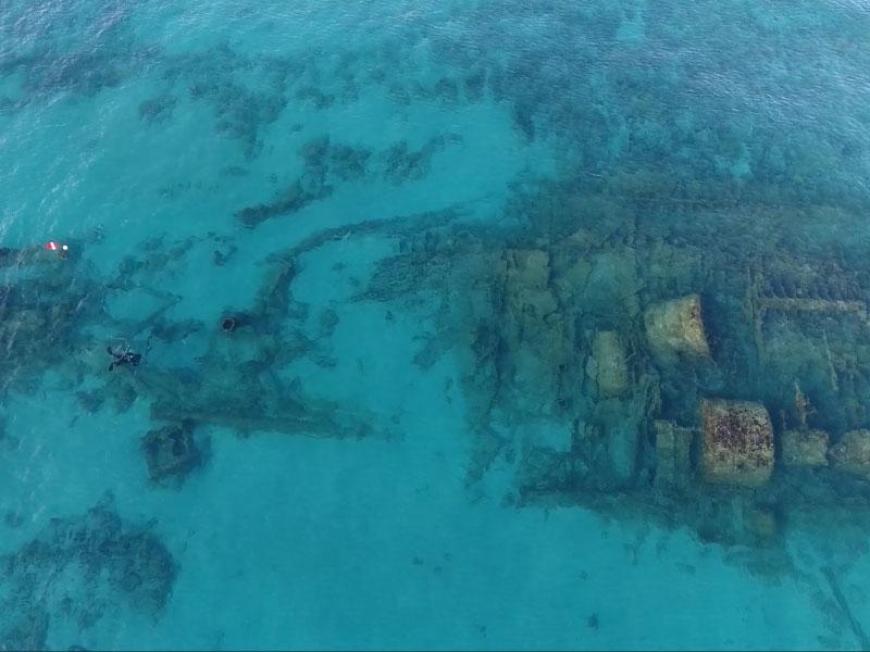 Breconshire Shipwreck - Snorkeling in Vero Beach, FL