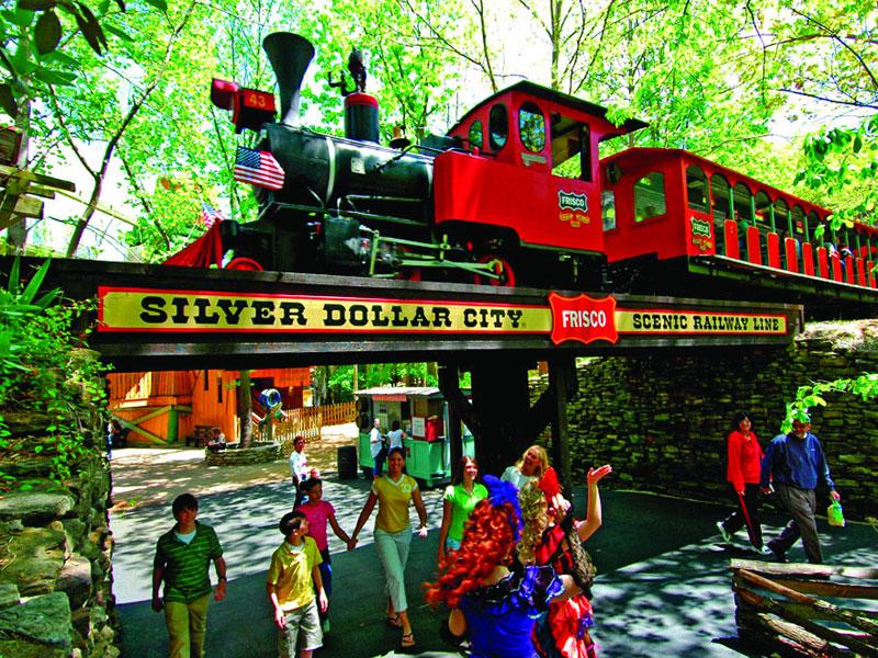 Silver Dollar City Theme Park