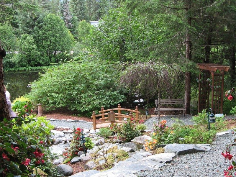 Pearson S Pond Luxury Inn Spa Beautiful Gardens At And Adventure