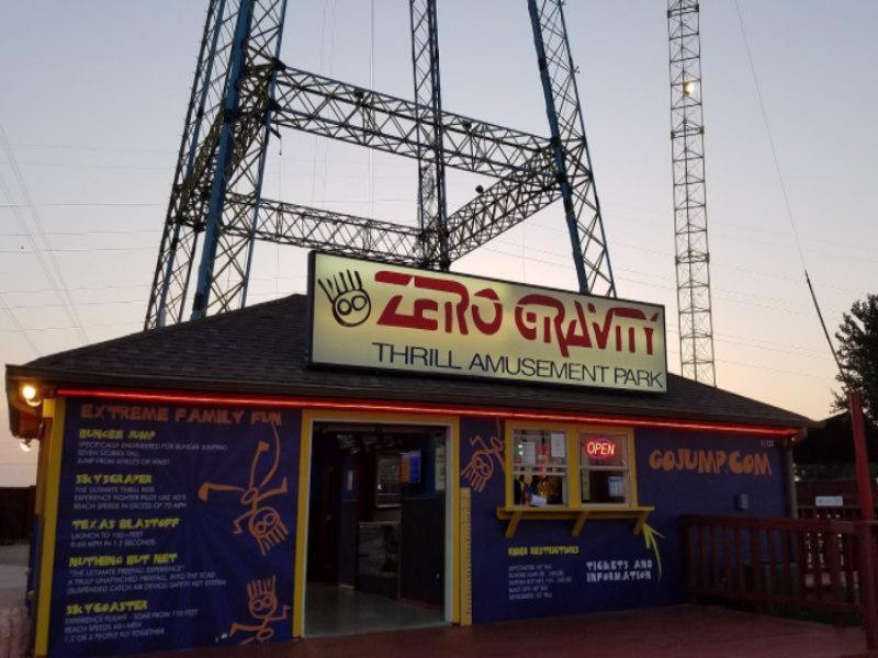 Zero Gravity Theme Park >> Zero Gravity Thrill Park In Dallas Is Perfect For Thrill Seekers