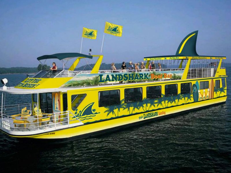 A Margaritaville Booze Cruise is Just What Georgia Natives