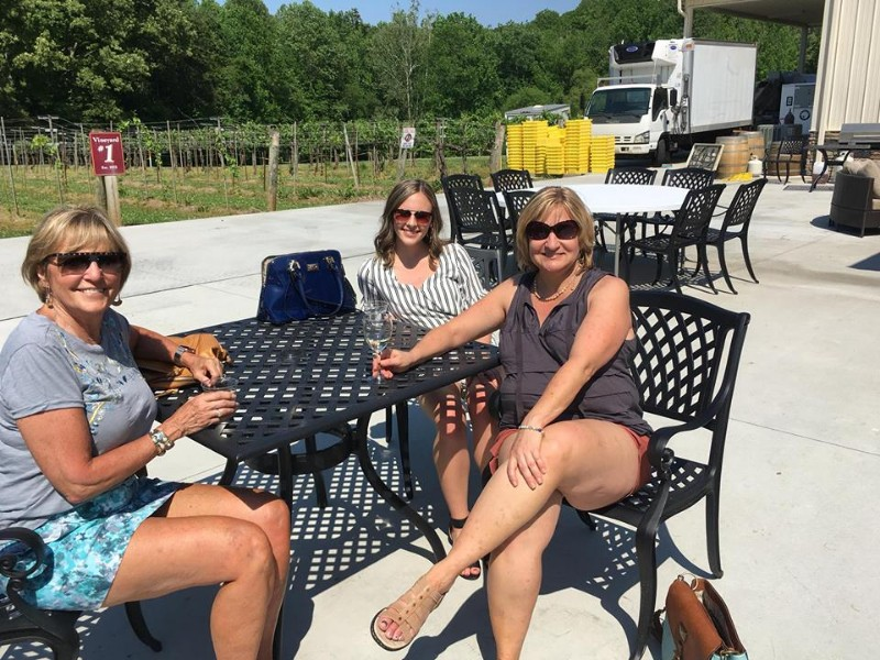 Tour The Yadkin Valley Wine Country Is Home To Nearly 40 Different Wineries