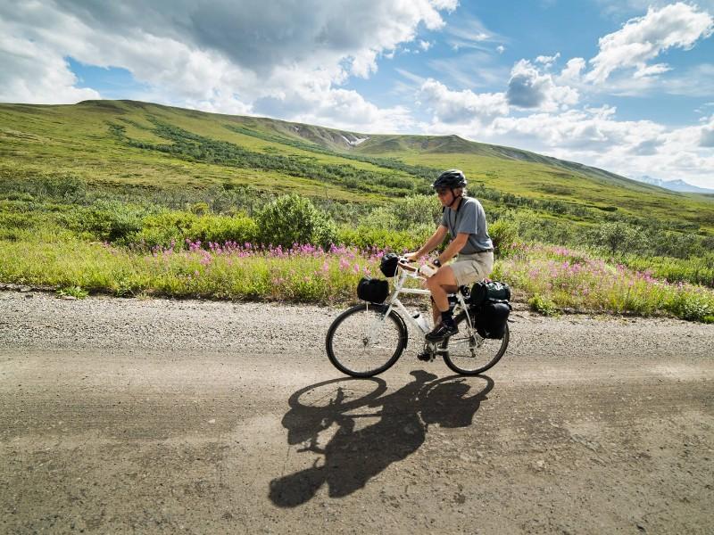 trải nghiệm đạp xe