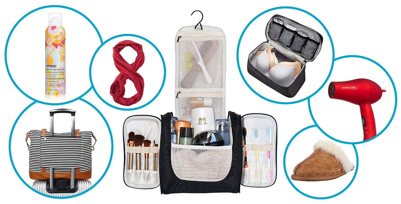 92952f4fcf86 15+ Best Travel Accessories for Women in 2019 (with Prices & Photos ...