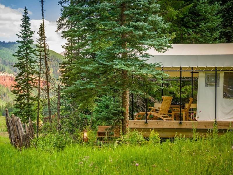 Dunton River Camp — Cresto Ranch, Colorado