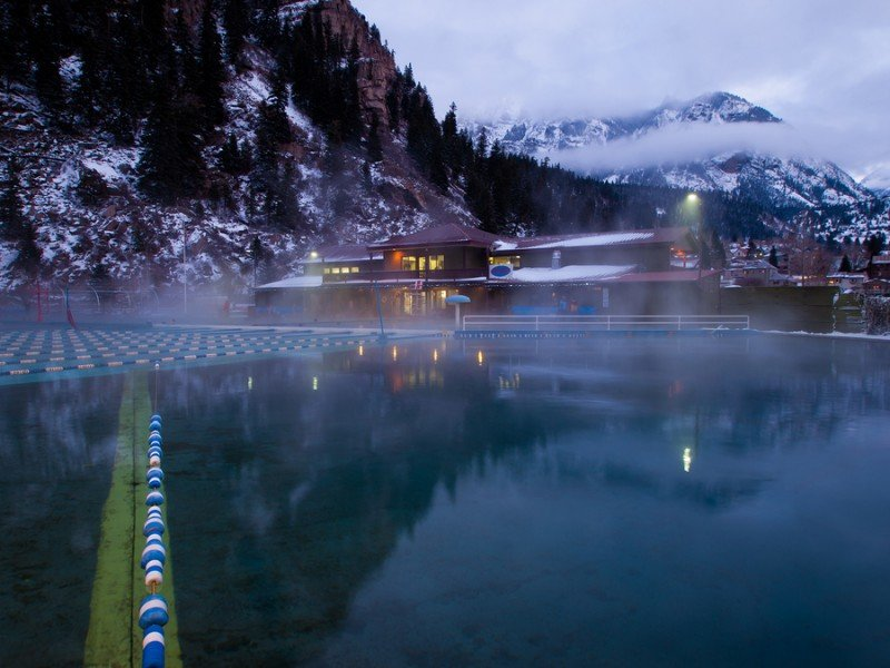 Ouray Hot Spring Pool