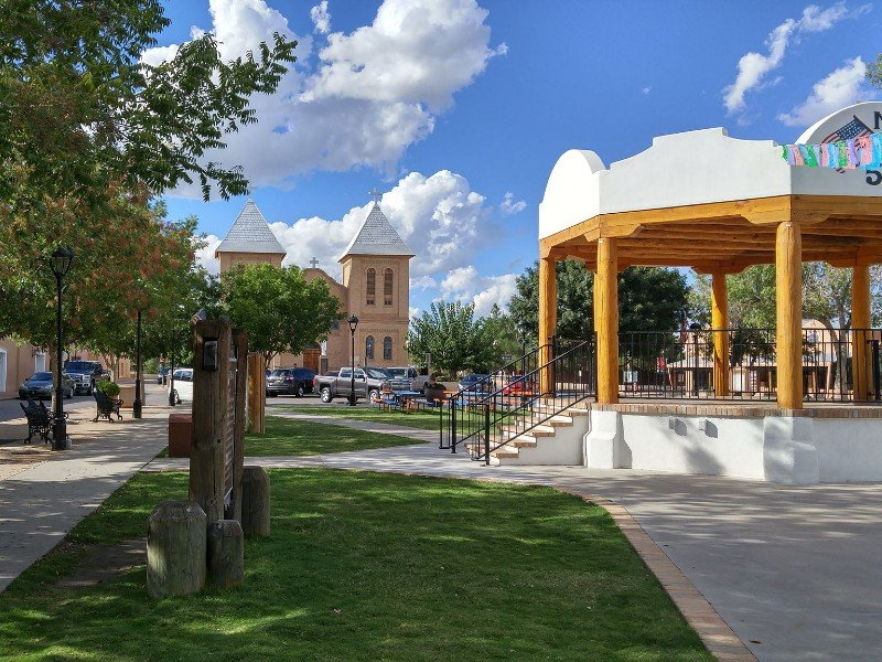 Old Mesilla Village