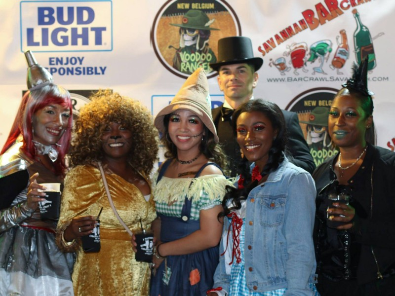 Augusta Halloween Pub Crawl 2020 10 Best Halloween Events in Georgia (2020 Guide)   TripsToDiscover