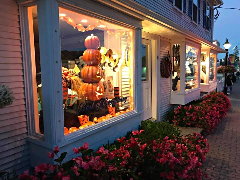 Festive Kennebunkport