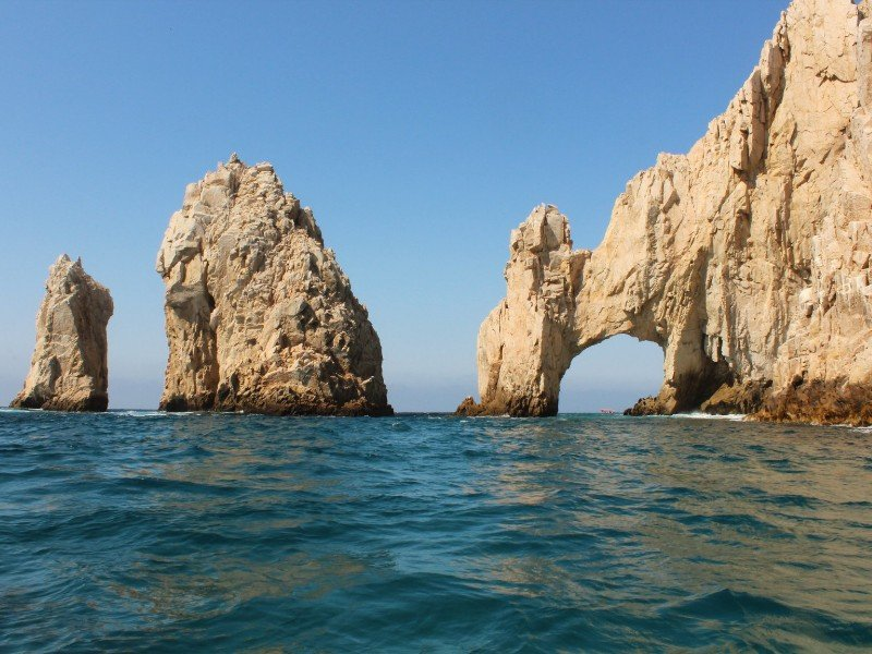 The Arch At Lover S Cove Cabo