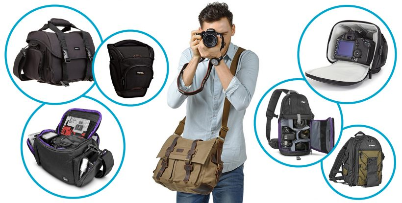 8 Best Travel Camera Bags on Amazon