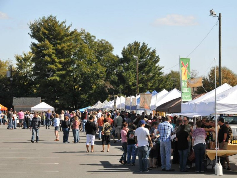 Yadkin Valley Grape Festival, Yadkinvill