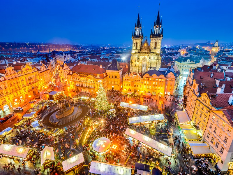 Christmas In Europe.10 Best Places To Spend Christmas In Europe 2019 Guide