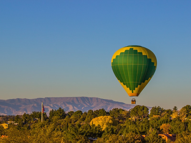 Arizona Balloon Classic, Goodyear