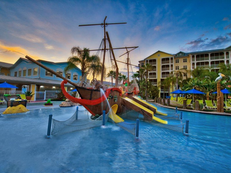 Florida Resorts With Water Parks