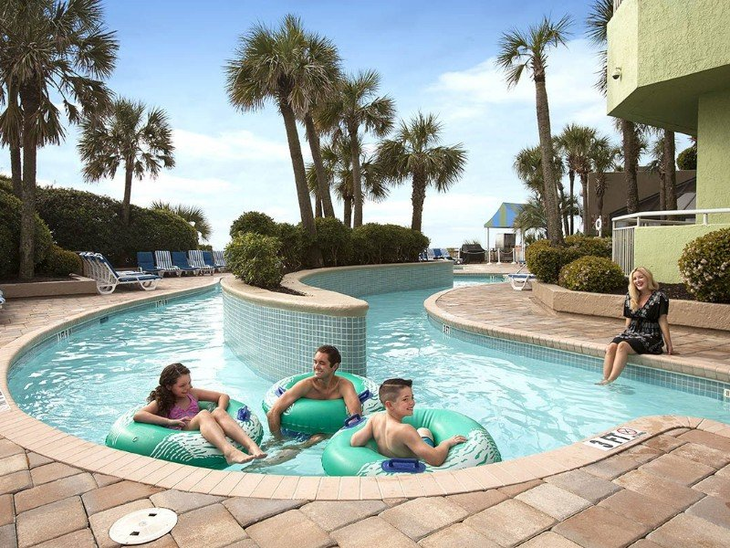 Myrtle Beach Resorts With Lazy Rivers