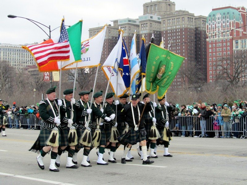 Chicago Saint Patrick's Day Parade